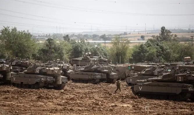 La respuesta a la flexibilización en Gaza - intensificación de la lucha armada - Canal 7