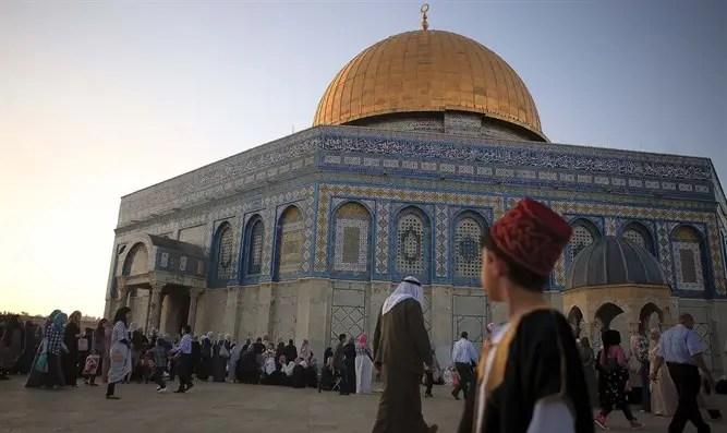 Prohibición islámica de vender tierras a judíos - Canal 7
