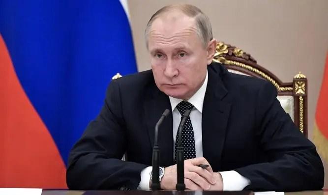 """Putin a los países occidentales: """"No interfieras en Afganistán"""" - Canal 7"""