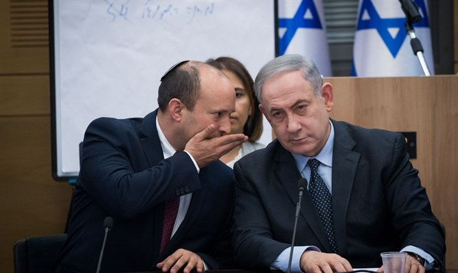 Bennett: no soy un niño de Netanyahu como Smutrich-Channel 7
