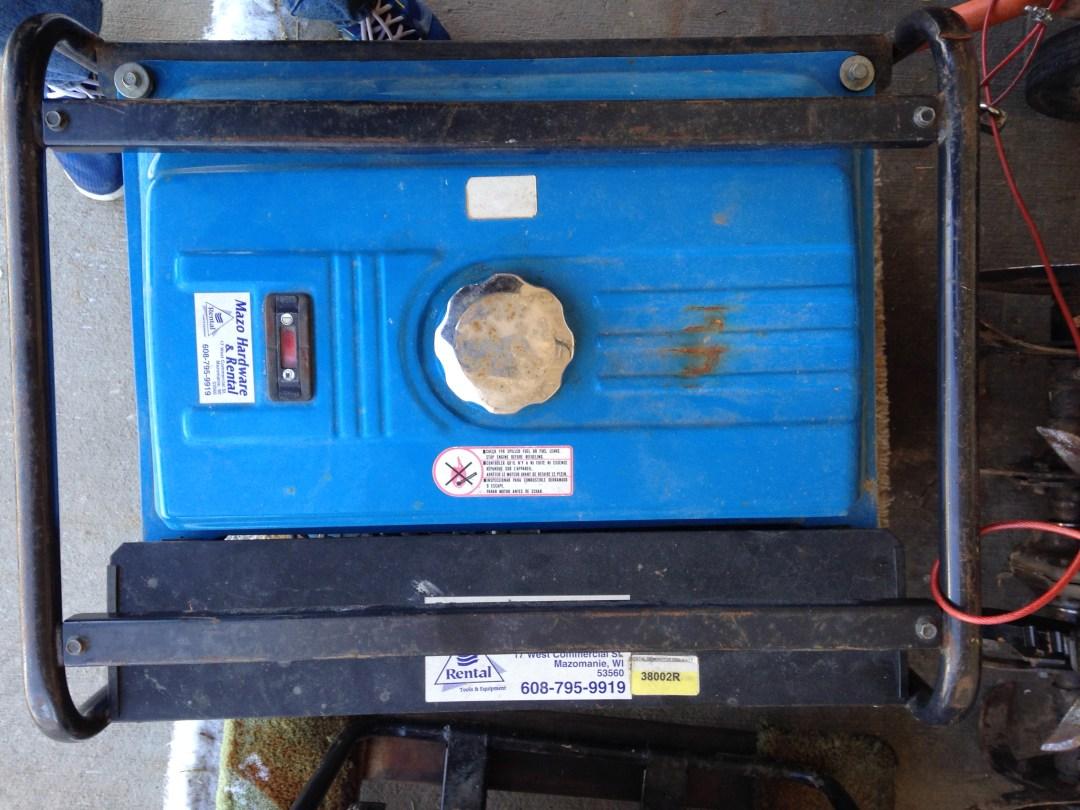 Generator-3600 Watt Image
