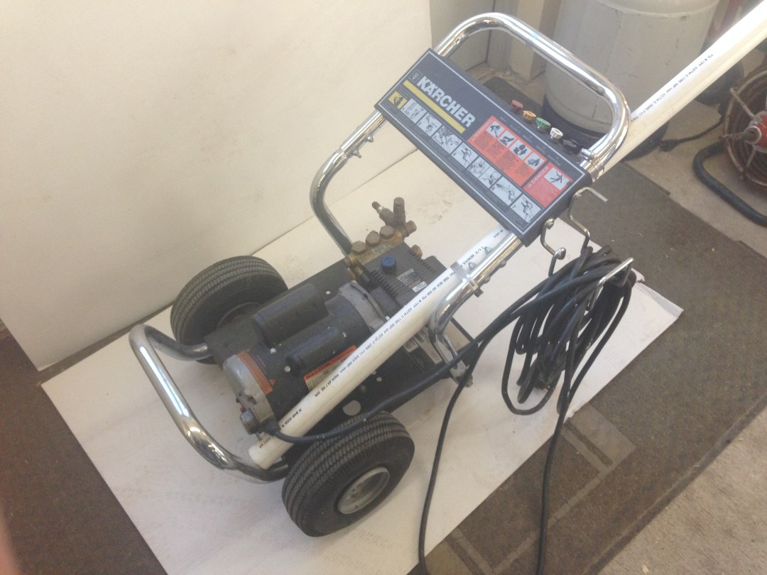 Pressure Washer, 2000PSI Electric Image