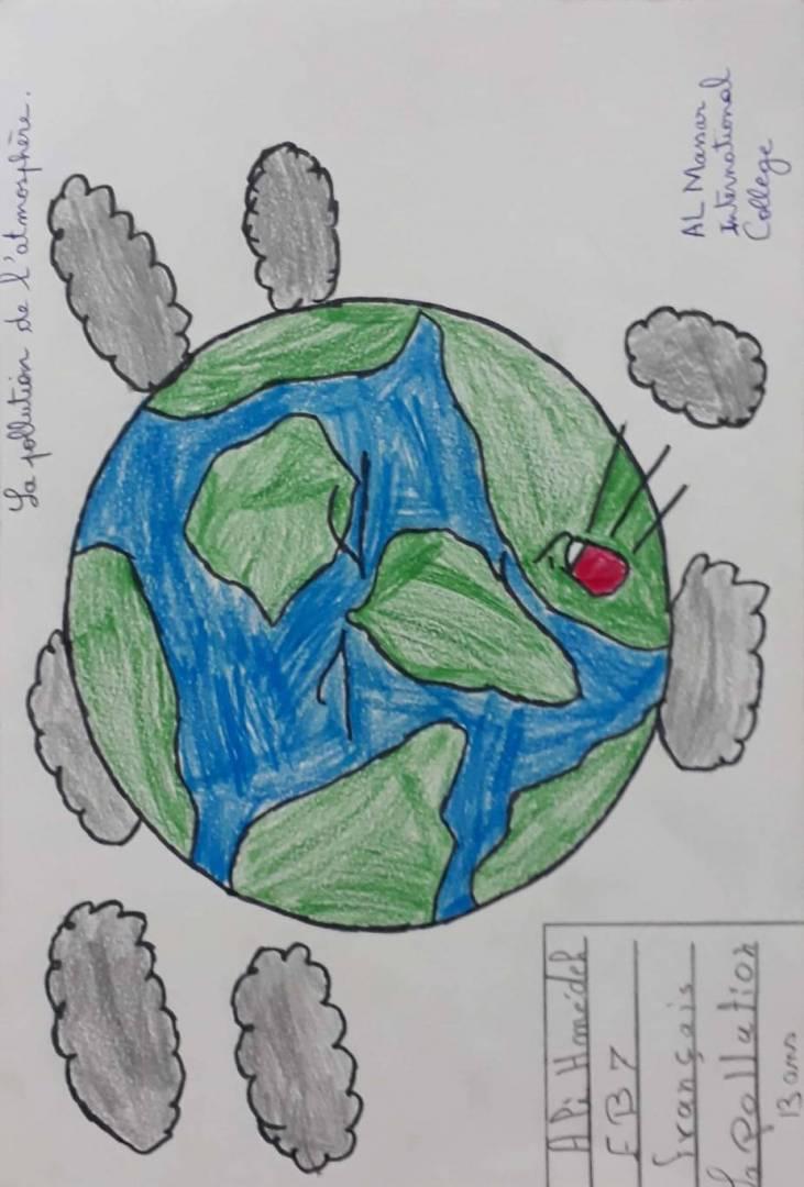 رسومات عن البيئة اجمل الروسومات عن المحفاظ على البيئة احبك موت