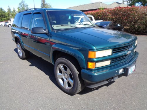 small resolution of pre owned 2000 chevrolet tahoe z71