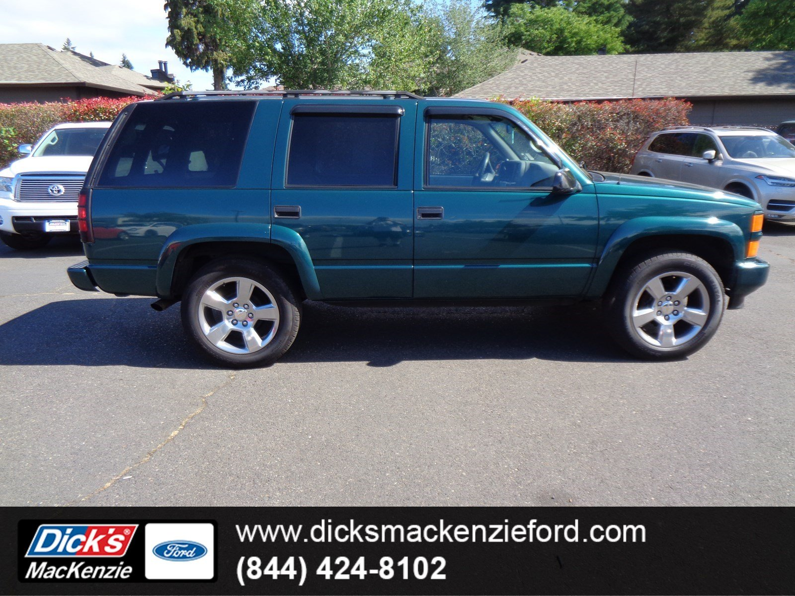 hight resolution of pre owned 2000 chevrolet tahoe z71