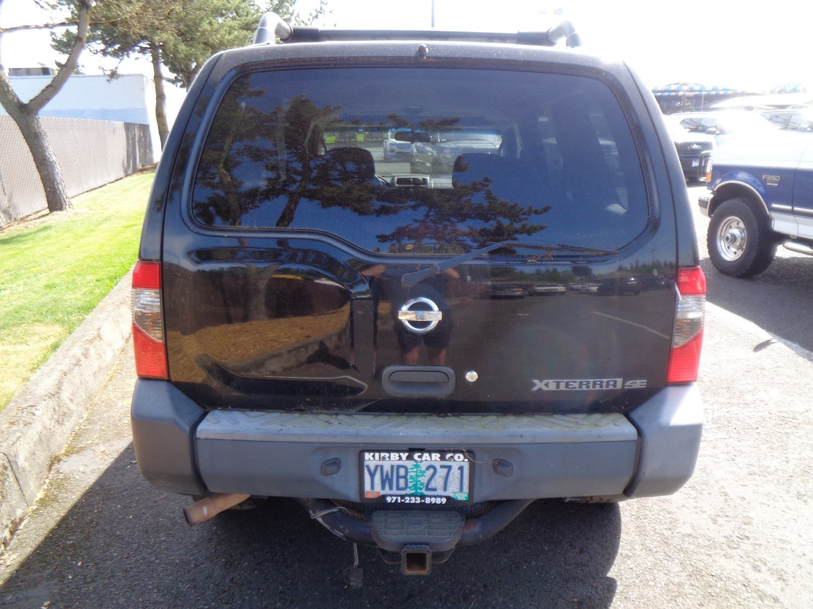 hight resolution of pre owned 2002 nissan xterra se