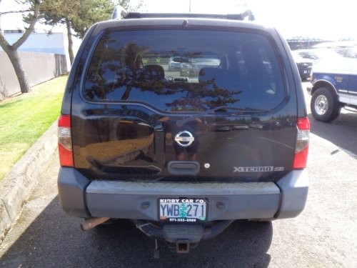small resolution of pre owned 2002 nissan xterra se