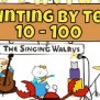 Numbers Song 10 100 Counting By Tens The Singing
