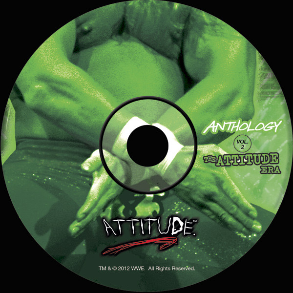 Brock Lesnar  Wwe Anthology  The Attitude Era, Vol 2