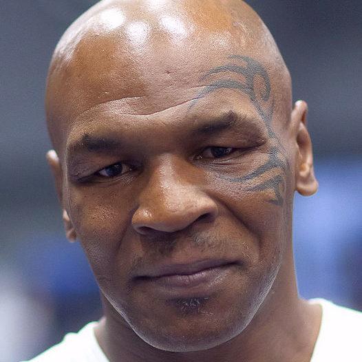Mike Tyson cannabis