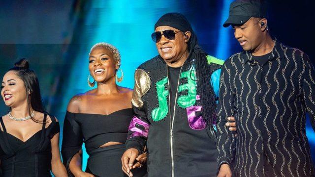 Oprah Winfrey Stevie Wonder Ghana expatriate respect