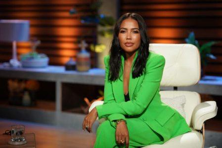 Emma Grede Is First Black Woman Guest Shark On 'Shark Tank'