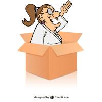 Box vector designed by Freepik