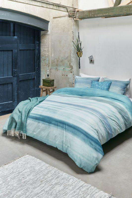 Bedding Gibson  Aqua Blue