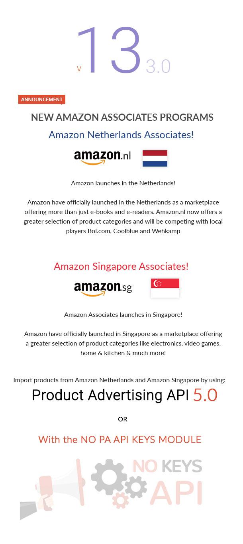 WooCommerce Amazon Affiliates - WordPress Plugin - 5
