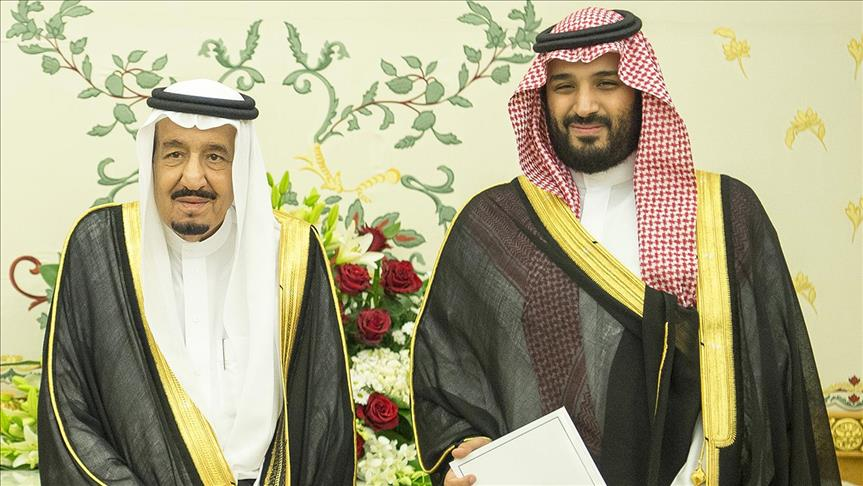 Saudi Arabia arrests princes, ministers for corruption