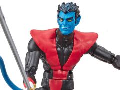 X-Men Marvel Legends Nightcrawler (Wendigo BAF)