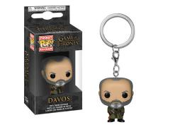 Pocket Pop! Keychain: Game of Thrones - Davos