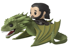 Pop! Rides: Game of Thrones - Jon Snow On Rhaegal