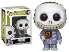 Pop! Disney: The Nightmare Before Christmas - Barrel