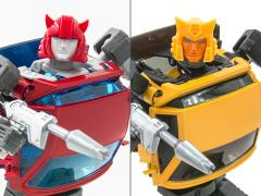 Immortal Series Ace-01 Tumbler & Ace-02 Hiccups Set