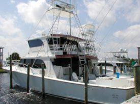 Sea Spray Charter Boat