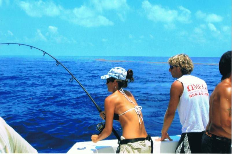 deep sea fishing Orange Beach AL
