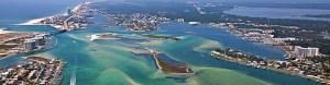 Orange Beach AL aerial photo