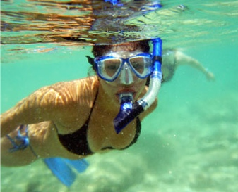 orange beach alabama snorkeling trips