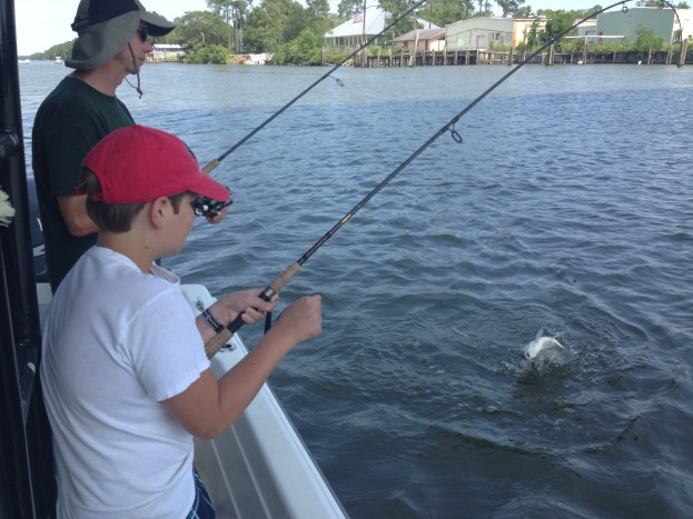 gulf shores al family fishing charters