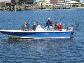 Dockside Charterboat