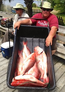 red snapper fishing June 1
