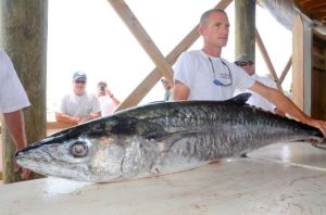 Alabama State Record King Mackerel 69.99 lbs.