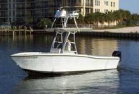 AL inshore charter boat Navigator
