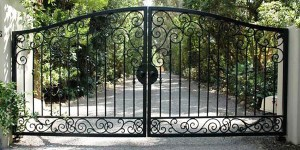 a access automation and gate iron gate 003