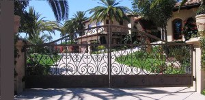 aaa gate installation san diego iron gates 045