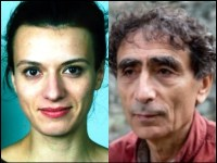 Jowita and Gabor Maté