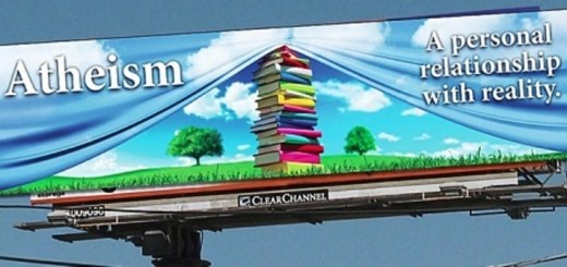 Athiest billboard