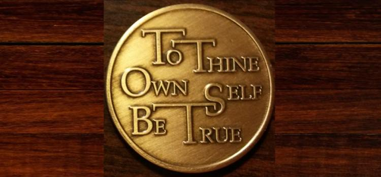 To Thine Own Self