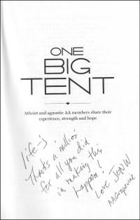 One Big Tent Life