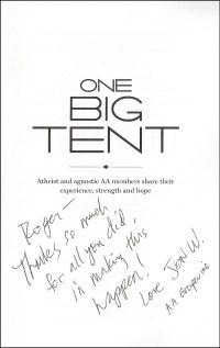 One Big Tent Roger