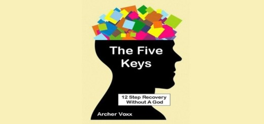 brand new 26c38 b26ac The Five Keys – 12 Step Recovery Without A God