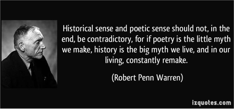 The historical sense - Warren