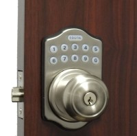 Lockey E930R Digital Keyless Electronic Knob Door Lock