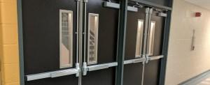 Crass Doors