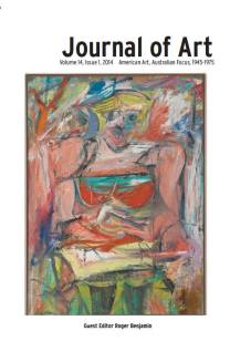 American Art, Australian Focus, 1945-1975