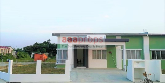 Single Storey Semi-D House Salak Tinggi [Booking RM500+Free few Items]