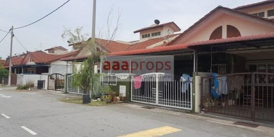 Single Storey (Intermediate) Taman Banting Baru For Sale