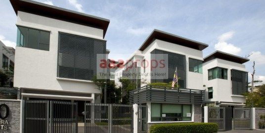 3 Storey Boutique Bungalow Villa @ 10 Damansara Heights
