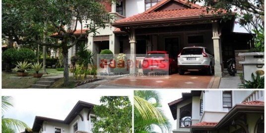Double Storey Bungalow for Sale in Presint 14 Putrajaya